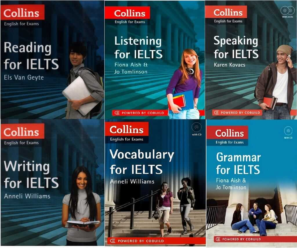 Collins Vocabulary For IELTS [Advanced]