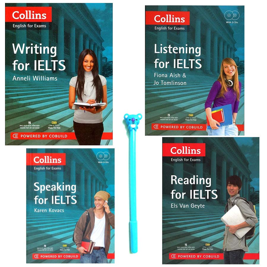 Collins - Listening for IELTS + Reading for IELTS
