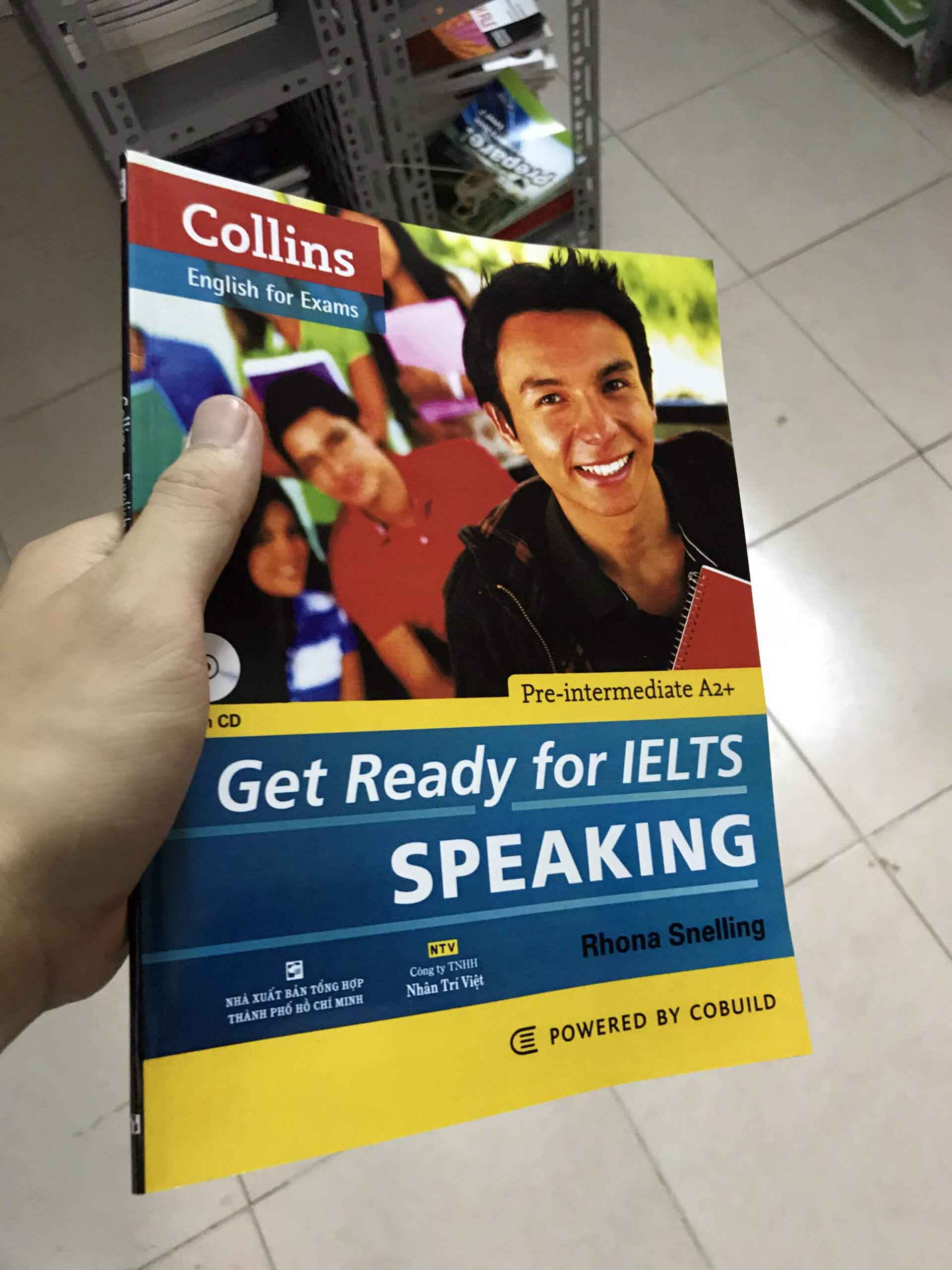 """The Collins """"Get Ready for IELTS"""""""