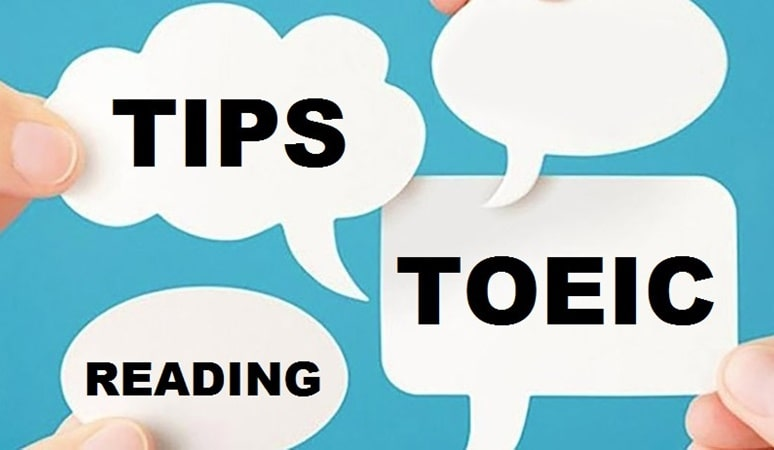 Kinh nghiệm thi TOEIC Part 7