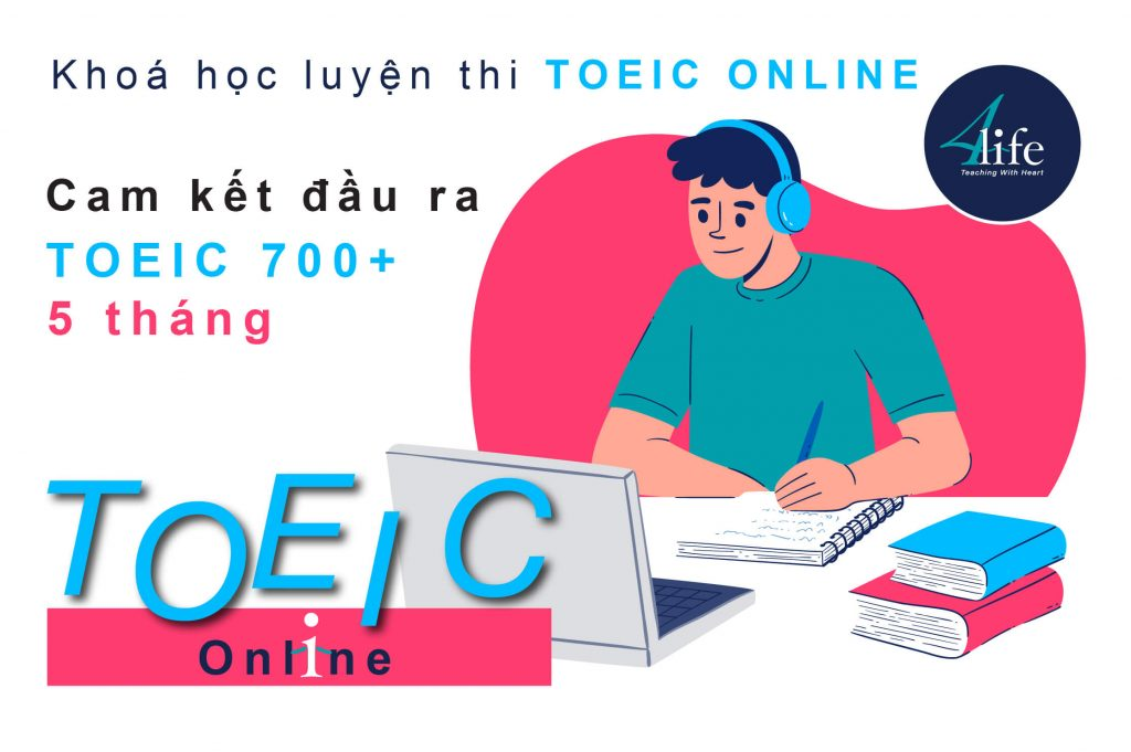 Banner TOEIC Online Course