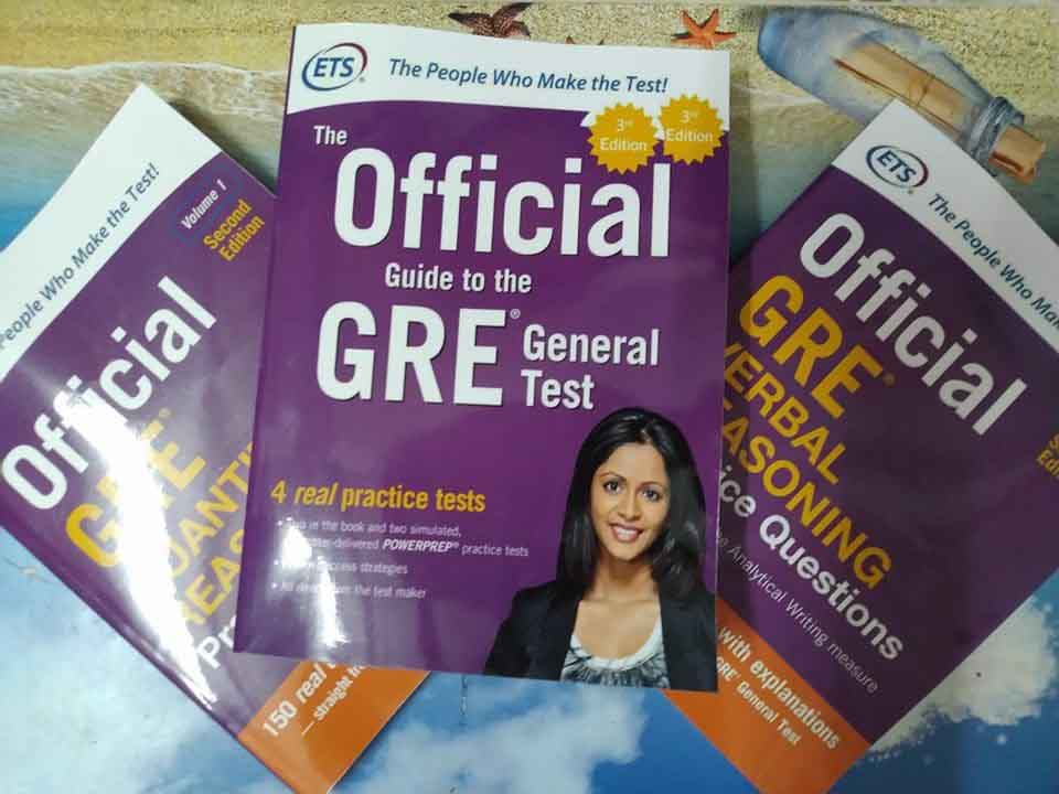 Sách Official GRE Verbal Reasoning Practice Questions